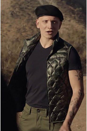 Barry Noho Hank Quilted Vest