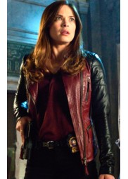 Beauty and The Beast Kristin Kreuk Leather Jacket
