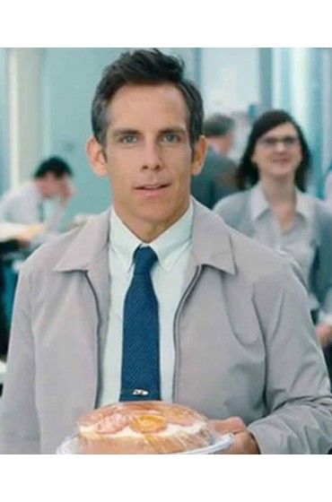 Ben Stiller Secret Life of Walter Mitty Jacket