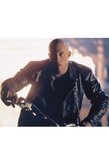 Biker XXX Return of Xander Cage Jacket