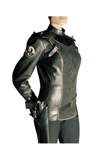 Sky Captain and The World of Tomorrow Franky Cook Leather Jacket