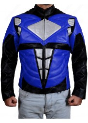 Power Rangers Blue Ranger Jacket