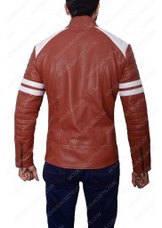 Brad Pitt Fight Club Mayhem Jacket