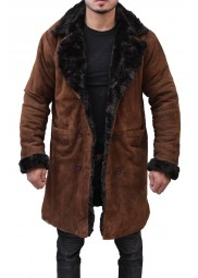 Brad Pitt Snatch Fur Coat