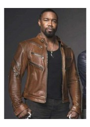 Bronze Tiger Michael Jai White Arrow Jacket