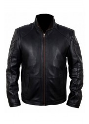Bruce Willis Red 2 Movie Frank Moses Leather Jacket