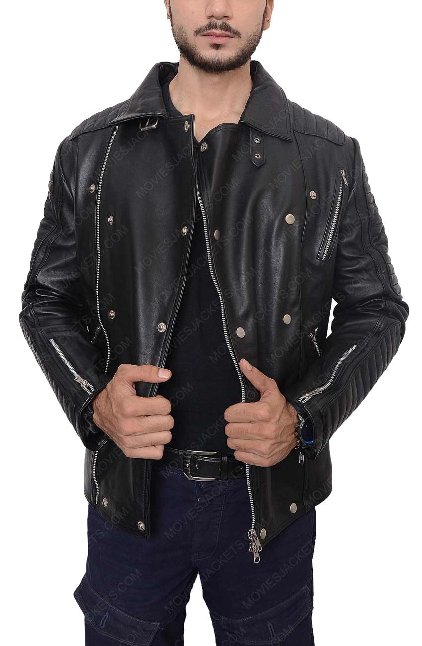 Prorsum Quilted Leather