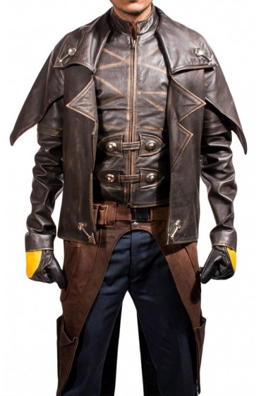 Star Wars The Clone Wars Cad Bane Leather Costume