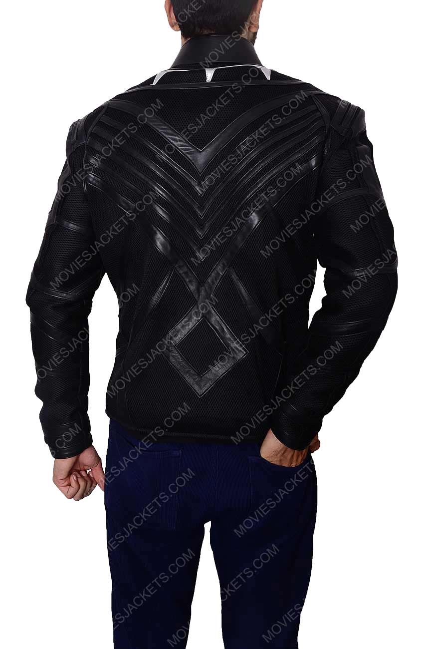 Buy Black Panther Jacket For Sale | 50% Off With Free T-shirt