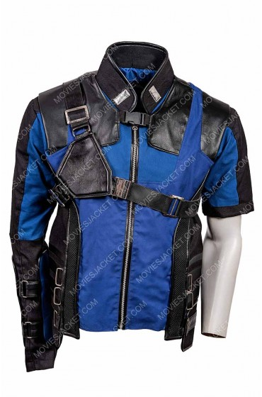 Captain America Civil War Hawkeye Jacket