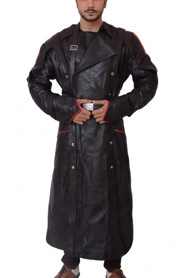 Red Skull Coat from Movie Captain America The First Avenger