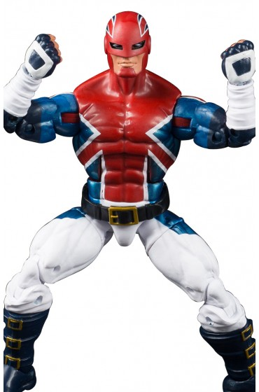 Captain Britain Jacket