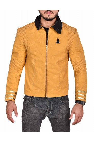 Star Trek Discovery 2 Captain Christopher Pike Jacket