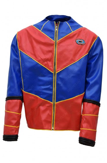 Captain Man Henry Danger Leather Jacket