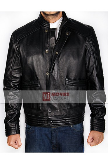 Theo James Carlo Poggioli Divergent Dauntless Jacket