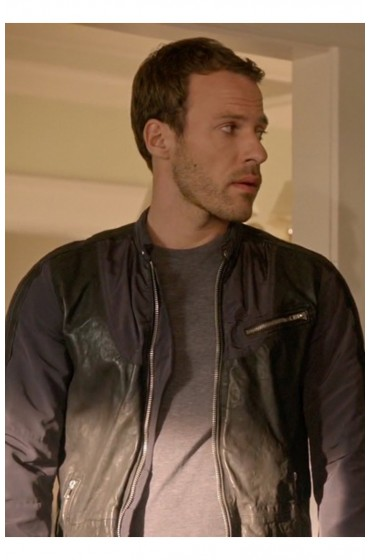 Legends of Tomorrow Falk Hentschel Jacket