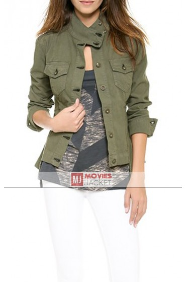 Chloe Bennet Agents of S.H.I.E.L.D Season 1 Sky Jacket