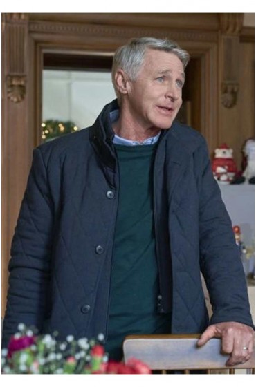 Christmas by Starlight Bruce Dawson Quilted Jacket