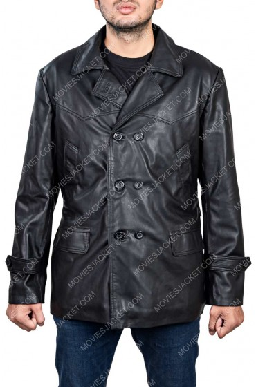 Christopher Eccleston 9th Doctor Leather Jacket