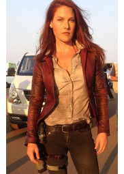 Resident Evil The Final Chapter Movie Claire Redfield Jacket