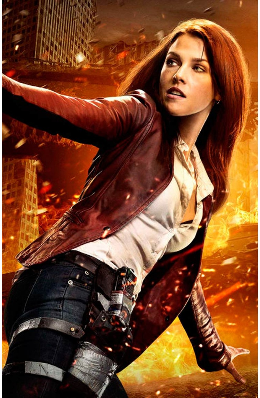 Claire Redfield Jacket From Resident Evil The Final Chapter