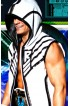 Cody Rhodes Jacket Vest with Hood
