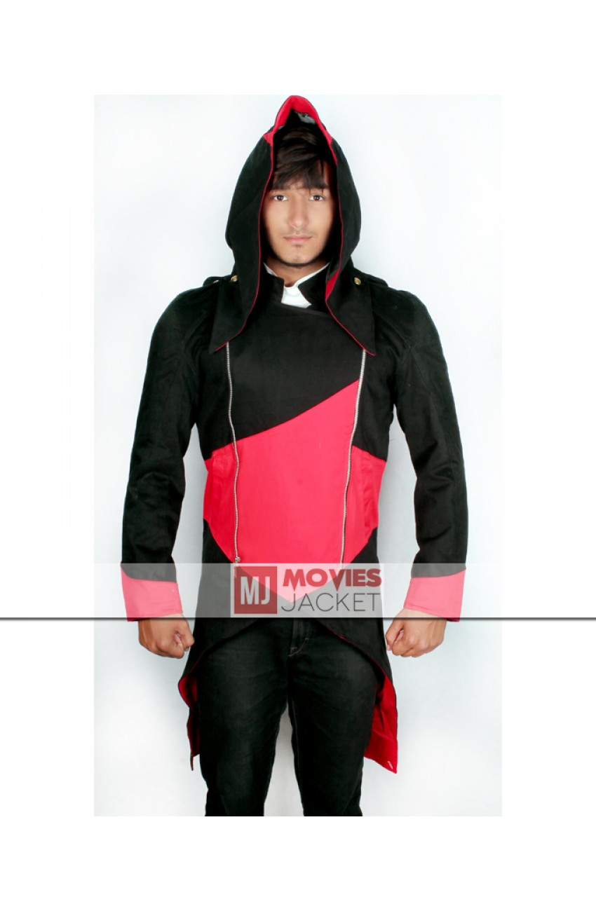 Assassins creed connor hoodie