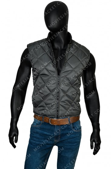 Creed Adonis Michael B Jordan Quilted Vest