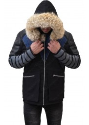 Crisis On Earth-x Citizen Leo Snart Parka Coat
