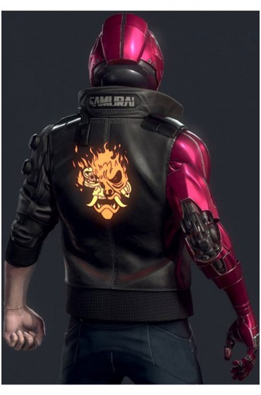 Night City Dreamer Cyberpunk 2077 Jacket