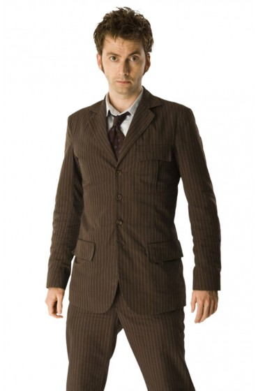 David Tennant 10th Doctor Suit