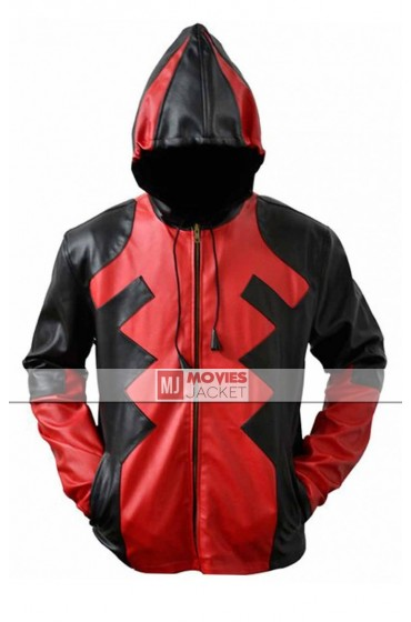 Deadpool Hoodie Jacket for Sale