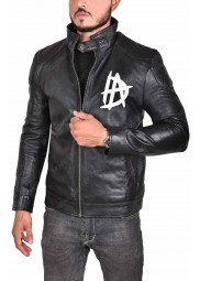 DA Embroidery Dean Ambrose Leather Jacket