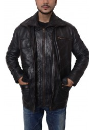 Dear White People Reggie Green Leather Jacket