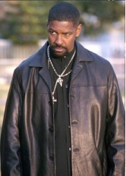 Denzel Washington Training Day Leather Jacket