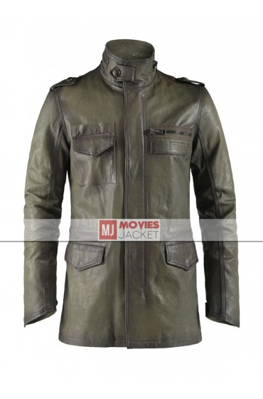 Terminator Derek Reese Leather Jacket