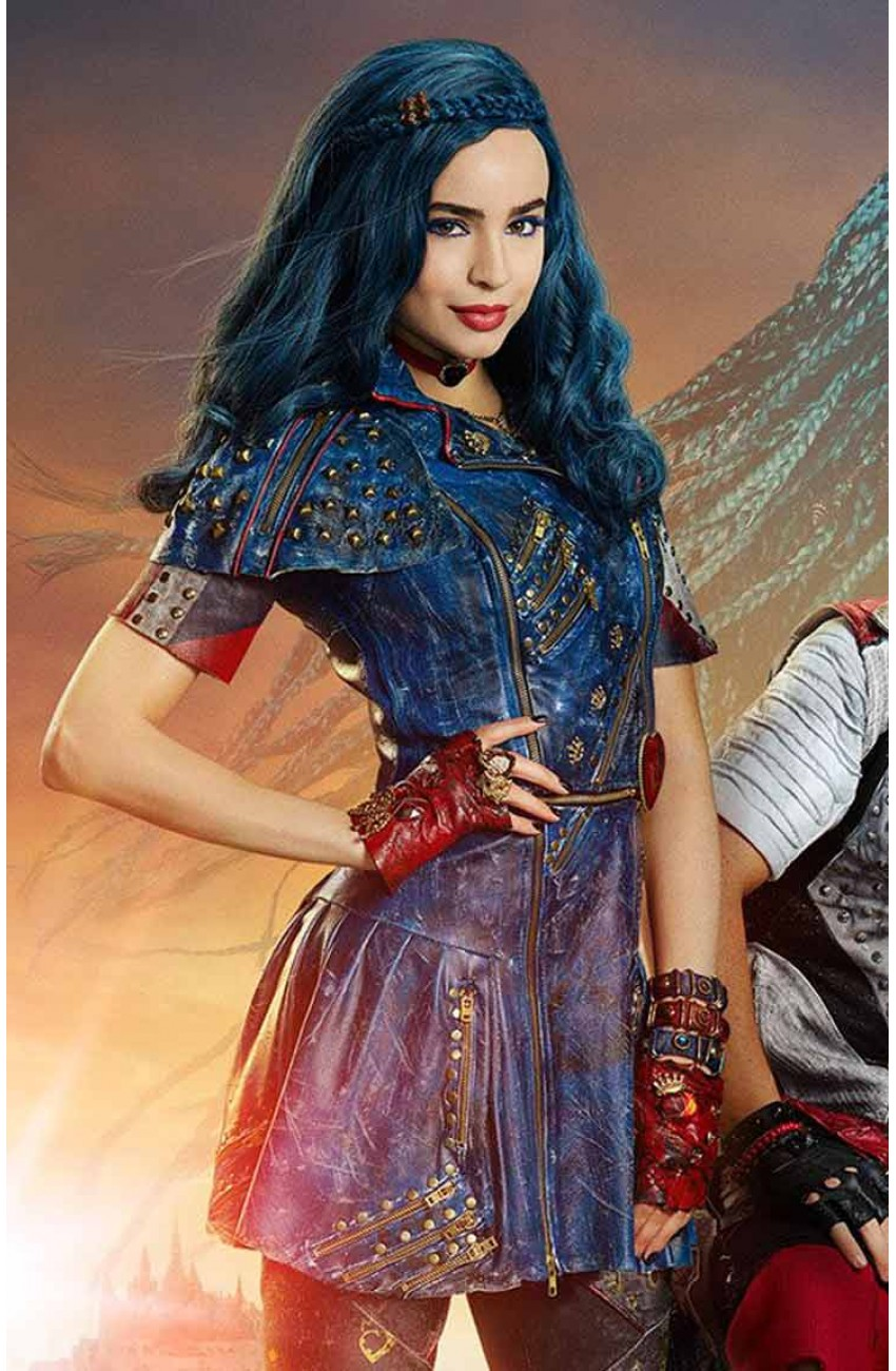 Evie Jacket From Descendants 2 Sofia Carson Coat