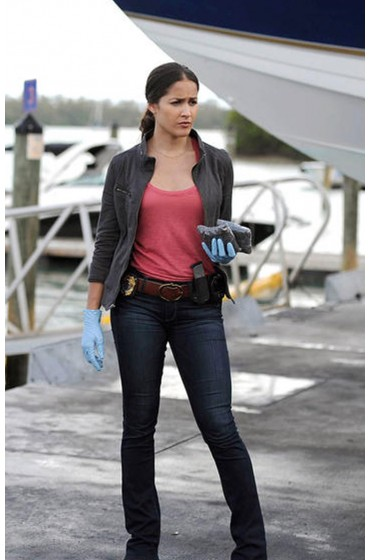 Rosewood Jaina Lee Ortiz Leather Jacket