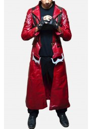 Devil May Cry 3 Red Coat