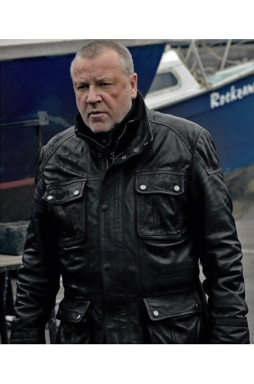 Di Jack Regan The Sweeney Movie Ray Winstone Leather Jacket
