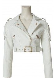 Dmc Lady Leather Jacket