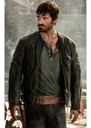 Eoin Macken Resident Evil The Final Chapter Doc Jacket