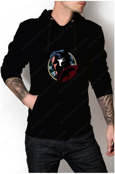 "Doctor Strange Cartoon Logo Hoodie ""Free T-Shirt"""