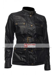 Doctor Who TV Series Clara Oswald Jacket