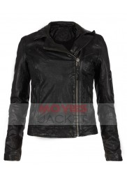 Karen Gillan Doctor Who TV Series Amy Pond Leather Jacket