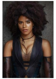Deadpool 2 Domino Vest