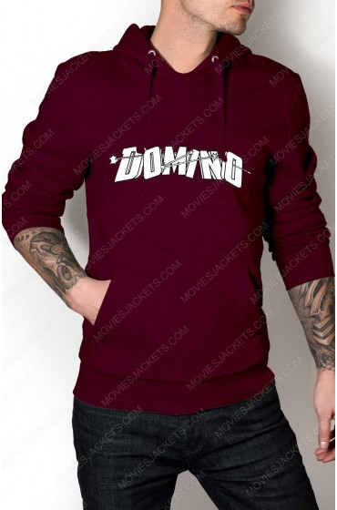 Domino Logo Pullover Hoodie