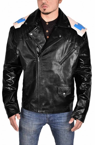Robotman Doom Patrol Leather Jacket