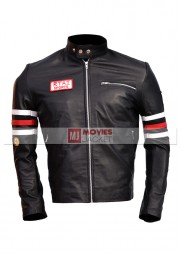 Dr House MD Gregory Motorcycle Leather Jacket