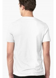 "Dr Stranger White Cotton T-shirt ""Free T-Shirt"""